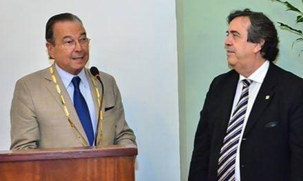 Maurilio Biagi Filho é empossado membro da Academia Nacional de Agricultura