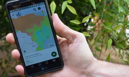 Sistema agrometeorológico para celular e tablet ganha versão mais interativa