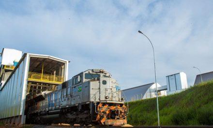 VLI bate recorde de carregamento nos Terminais Integradores de Palmeirante e Porto Nacional