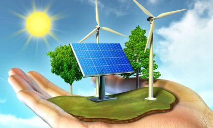 Fontes limpas e renováveis de energia