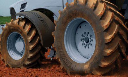 Michelin reforça lidrança no segmento agrícola