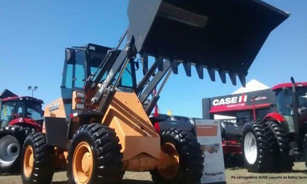Máquinas de construção ganham cada vez mais espaço no agronegócio
