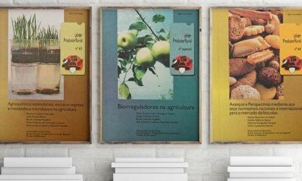 Serie Produtor Rural da ESALQ lança três novas edições