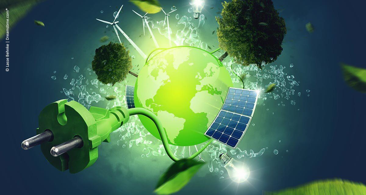 Eficiência energética, energia renovável e sustentabilidade
