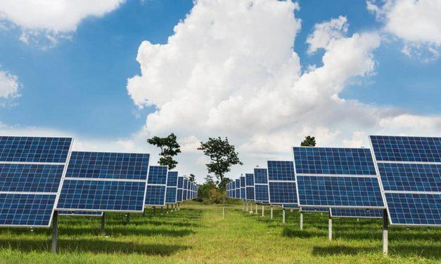 Lançada a primeira fazenda solar do Brasil