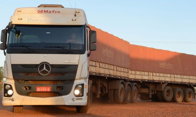 Mercedes-Benz lança websérie para destacar a expansão do Actros em todo o Brasil