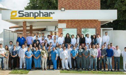 Sanphar comemora 25 anos e investe em vacinas como caminho para o futuro da saúde animal