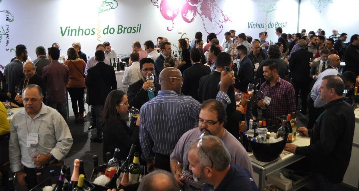 Brasil dá a tônica dos lançamentos no 21º ExpoVinis Brasil 2017