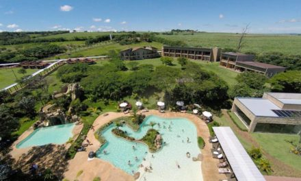 Santa Clara Eco Resort sedia o Nelore Euro Motors Breeders Cup