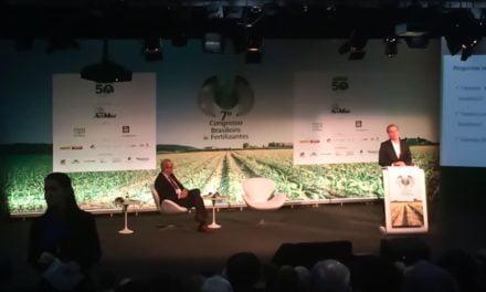 ANDA promove 7º Congresso Brasileiro de Fertilizantes para avaliar os 50 anos de contribuição da entidade para o setor