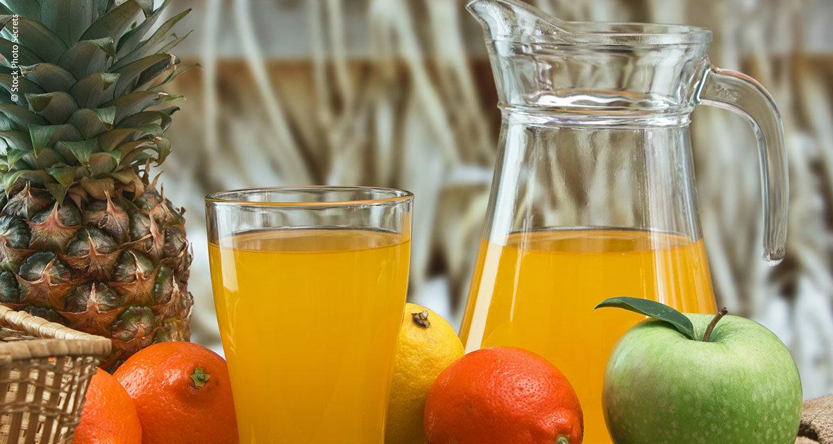 Sucos que ajudam a prevenir doenças no inverno
