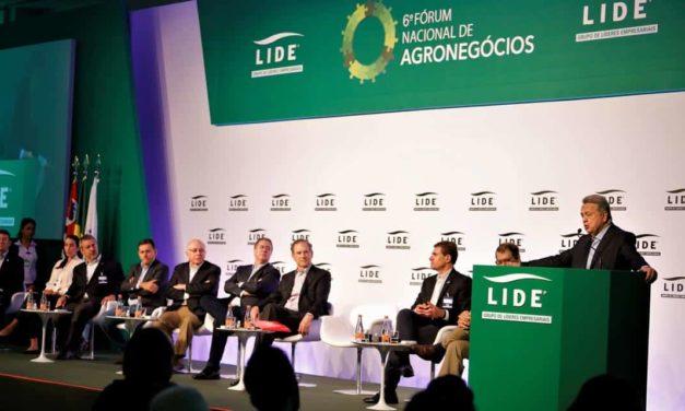 Sucessão nas empresas e entidades do agronegócio foi o tema principal debatido no 6º Fórum Nacional de Agronegócios do Lide