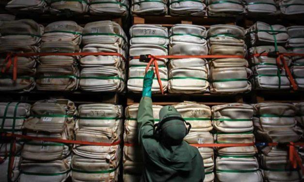 Brasil atinge marca de 450 mil toneladas de embalagens vazias de defensivos agrícolas corretamente destinadas