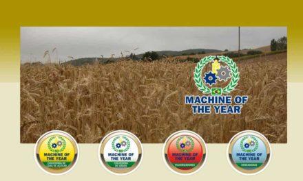 Prêmio Machine of the Year será entregue na Agrishow 2018