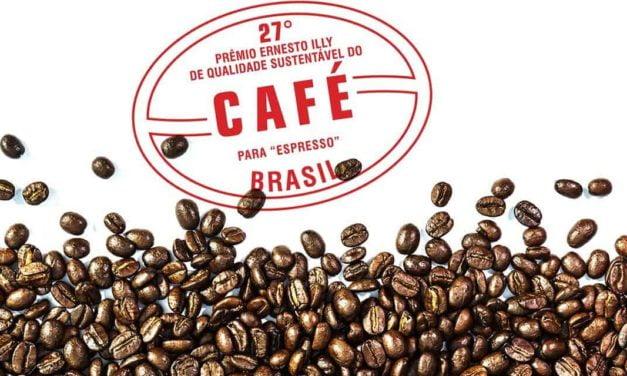 27º Prêmio Ernesto Illy contempla os melhores cafés do Brasil