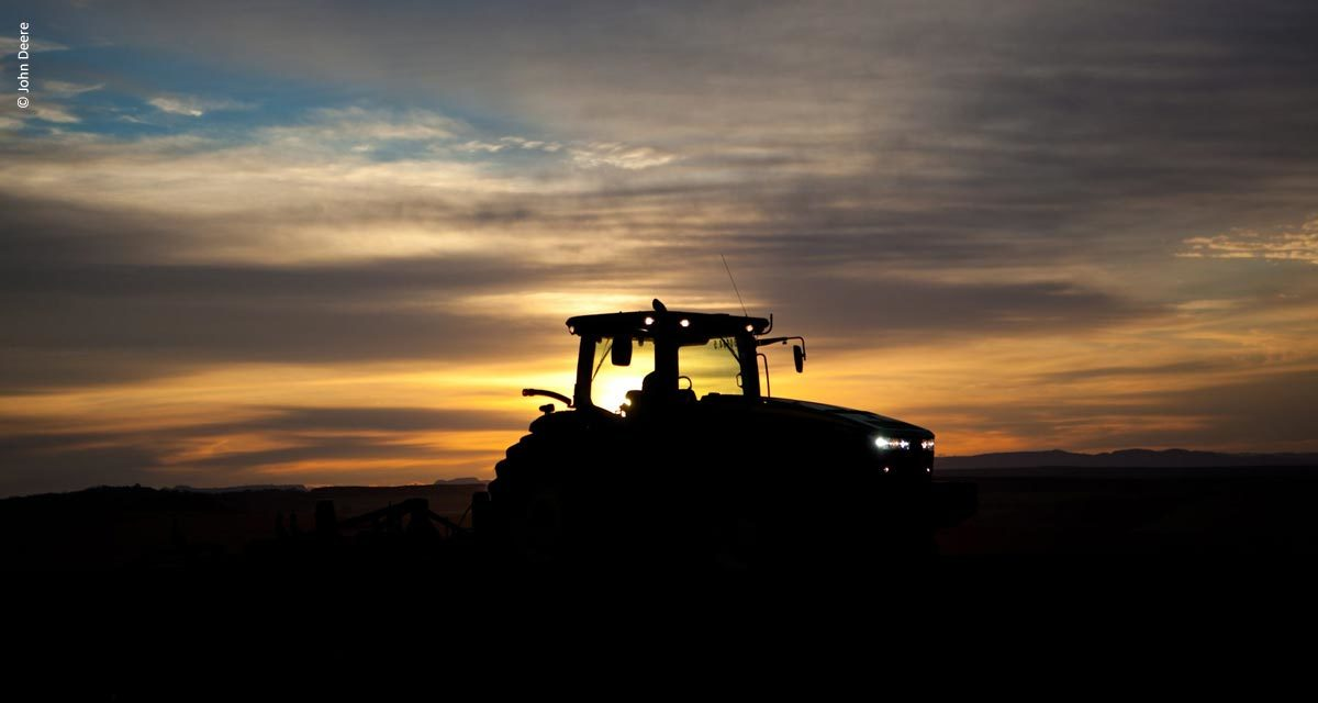 John Deere exibe a agricultura do futuro na Agrishow 2018