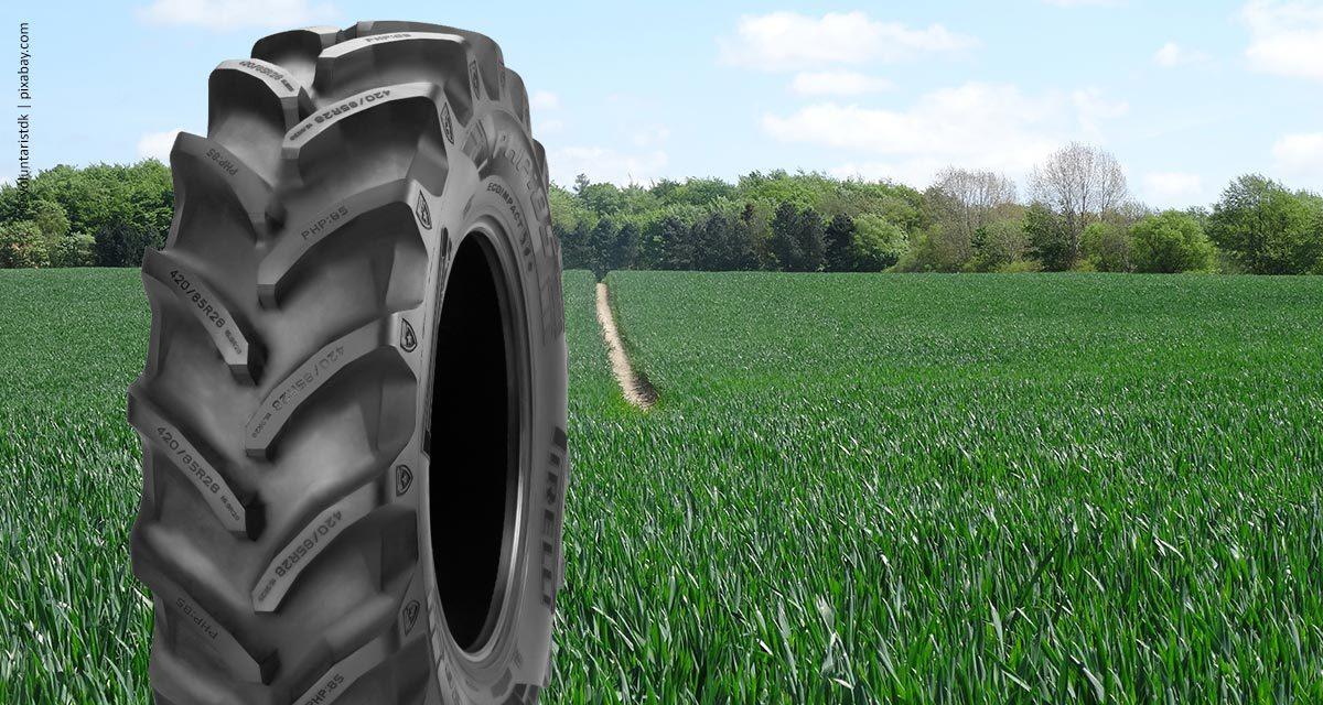 Prometeon anuncia linha inédita de financiamento de pneus agrícolas