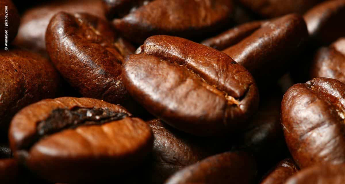 Brasil exporta 2,2 milhões de sacas de café em abril