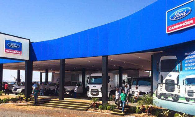 Ford Caminhões divulga balanço de vendas na AgriShow