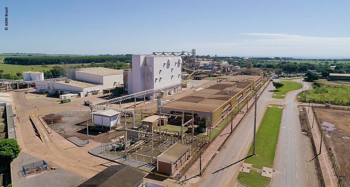 ADM inaugura fábrica de proteínas de soja em Campo Grande, MS