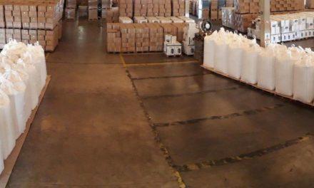 Inteligência logística na cidade de Bauru (SP) garante exportação do amendoim para União Europeia