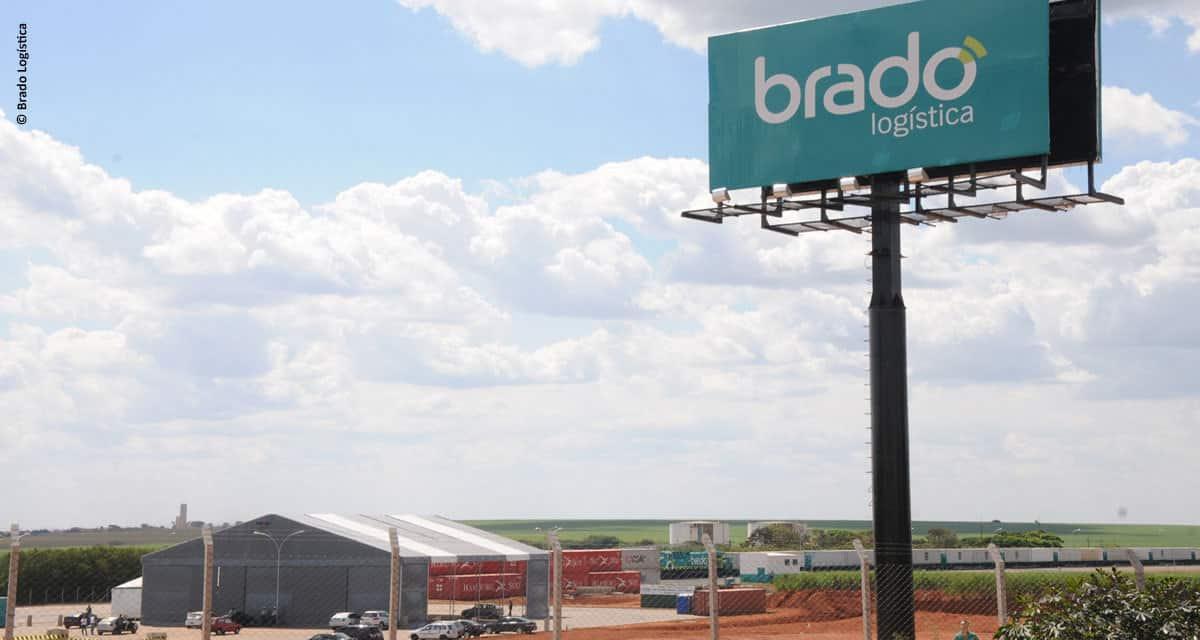 Terminal da Brado em Araraquara movimenta 16 mil toneladas em três meses de operações