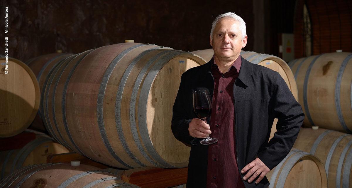 Vinícola Aurora destaca seus rótulos em dois eventos do mundo do vinho