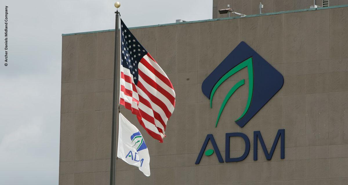 ADM fortalece sua presença global com a quisição de instalações de oleaginosas no Brasil
