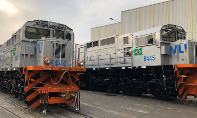 Ferrovia Centro-Atlântica contará com 26 locomotivas novas