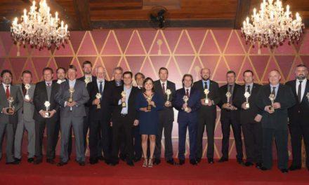 Os vencedores do Troféu Agroleite 2018