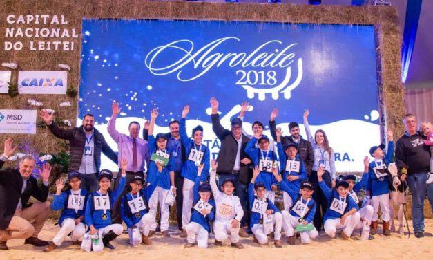 18ª edição do Agroleite apresenta os vencedores do Clube da Bezerra
