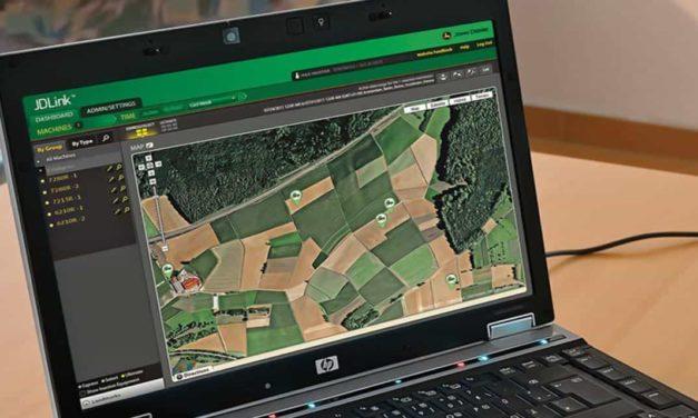 Agricultura conectada é aposta da John Deere