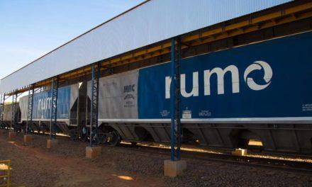 Rumo registra recordes históricos no transporte de soja por ferrovia