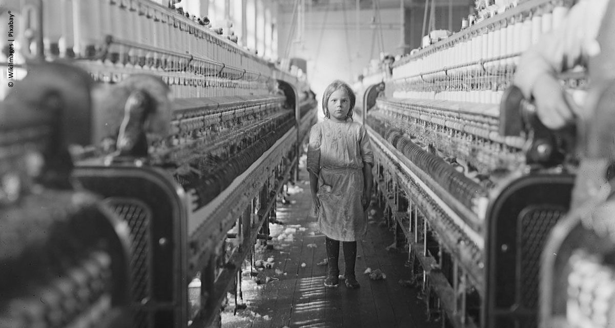 Trabalho infantil: um desafio a ser superado em Rede