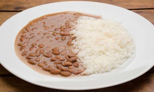 Arroz e feijão estão entre os alimentos mais desperdiçados no Brasil