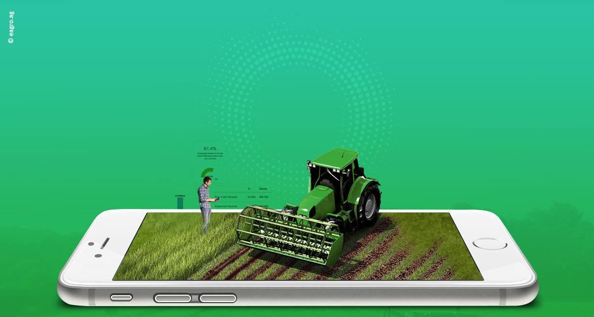 """Plataforma eAgro promove webnário para debater """"A importância da gestão agrícola para o sucesso do seu negócio"""""""