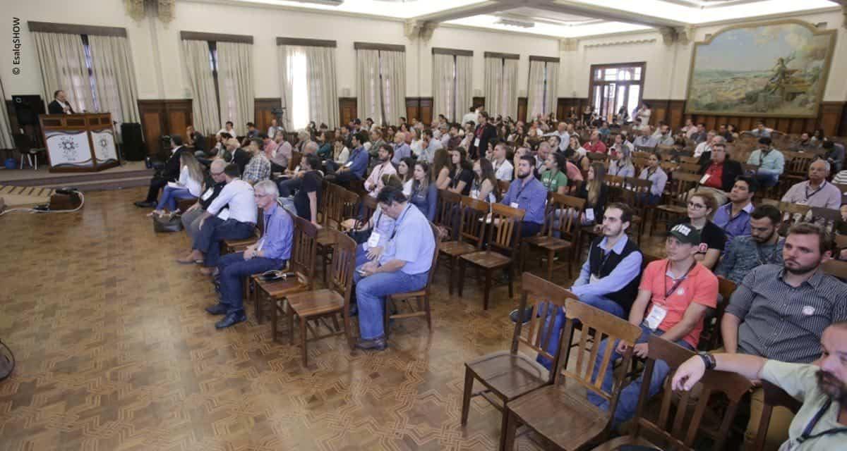 Lideranças em agricultura discutem no ESALQSHOW como será o futuro do setor para a sociedade