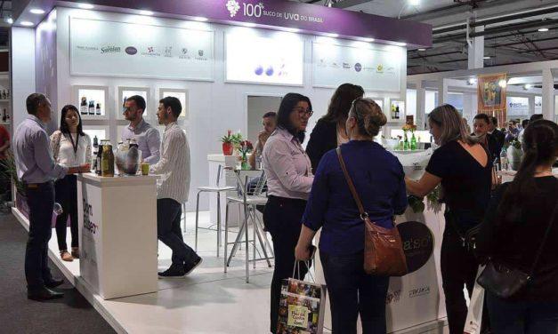 Produtores de suco de uva avaliam positivamente participação na Wine South America
