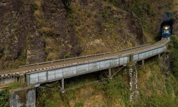 Rumo e startup de Curitiba desenvolvem projeto de aero inspeção para ferrovia