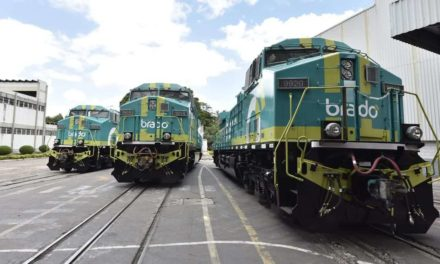 Brado adquire novas locomotivas para operações no mercado interno e de exportação