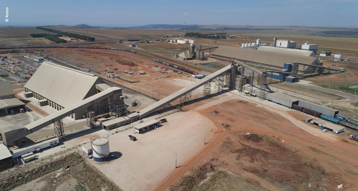 Rumo inicia nova etapa de expansão do Terminal Ferroviário de Rondonópolis