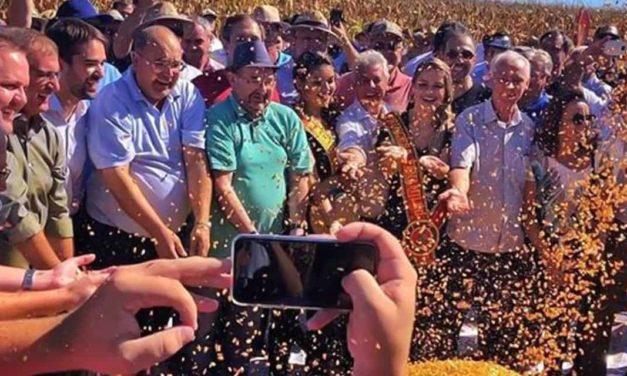 Massey Ferguson participa da Abertura Oficial da Colheita de Milho em Santo Ângelo