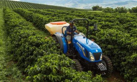New Holland lança tratores no Show Rural Coopavel 2019