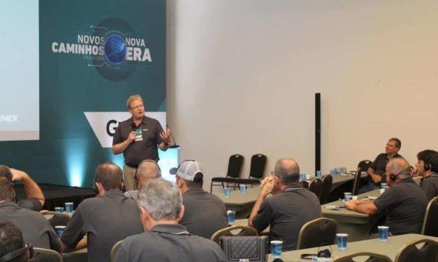 Brasil se consolida como o mercado mais importante para a GENEX global
