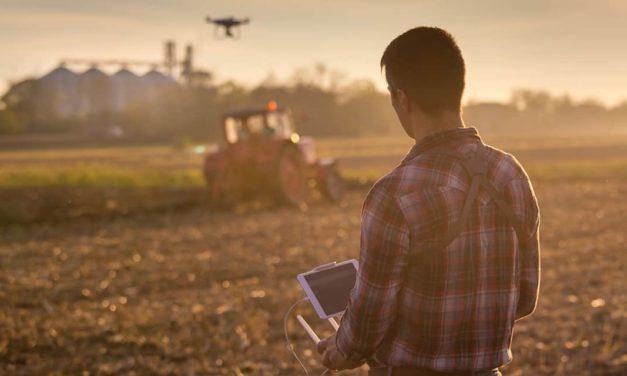 New Holland apresenta serviços inéditos de mapeamento agrícola através de drones