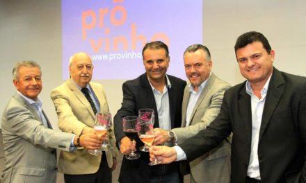 Entidades e profissionais do vinho criam iniciativa inédita para aumentar consumo da bebida