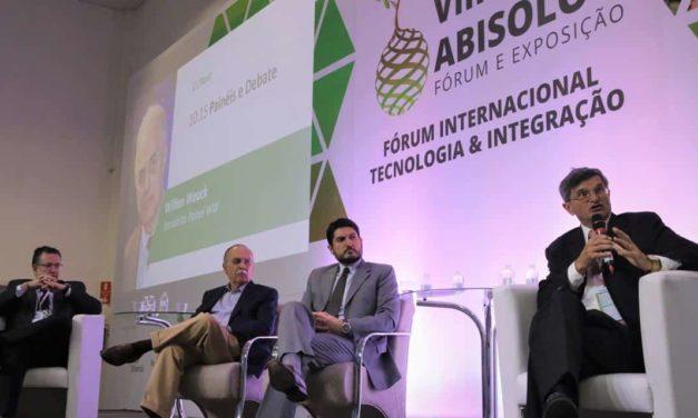 Fórum Abisolo debate a agenda da produtividade agrícola e ressalta o papel da nutrição vegetal nesse processo