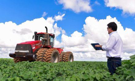 CNH Industrial firma parceria para conectar o campo brasileiro de forma efetiva