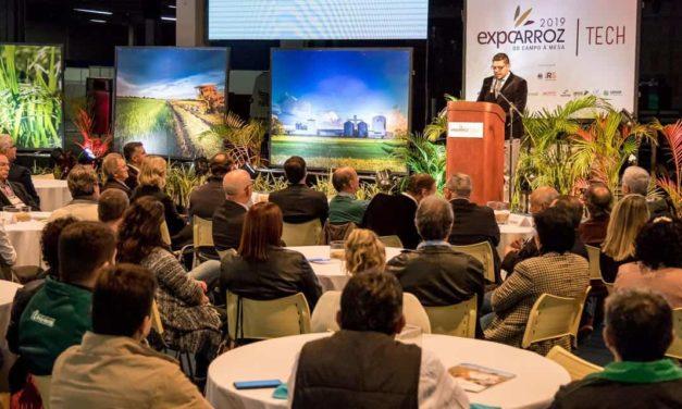 Expoarroz Tech 2019: abertura oficial movimentou os pavilhões da feira