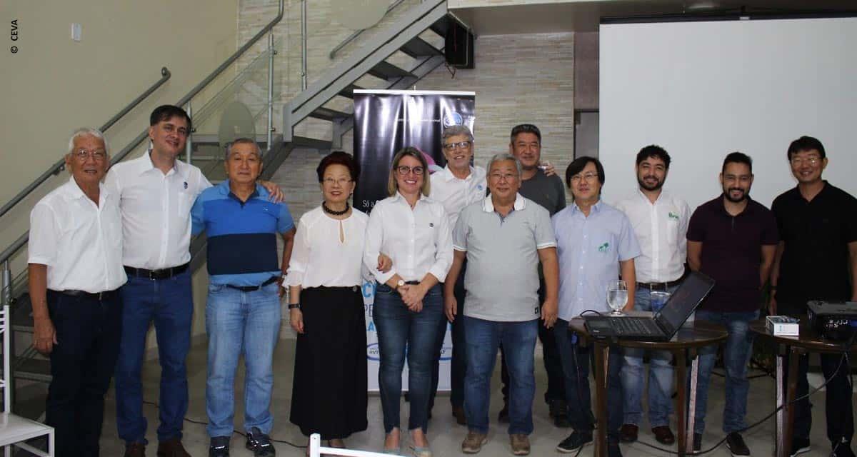 Ceva promove eventos sobre laringotraqueite infecciosa pelo país